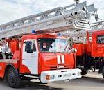 В Горно-Алтайск поступил современный пожарный автомобиль