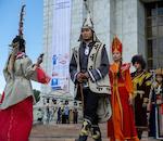 Представители Горного Алтая приняли участие во всемирном фестивале эпосов