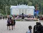 Городской парк отдыха открыли после реконструкции