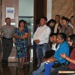 В музее открылась выставка тувинского художника Шой Чурука