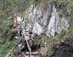 Посетители Тавдинских пещер остались без экскурсий из-за обвала породы
