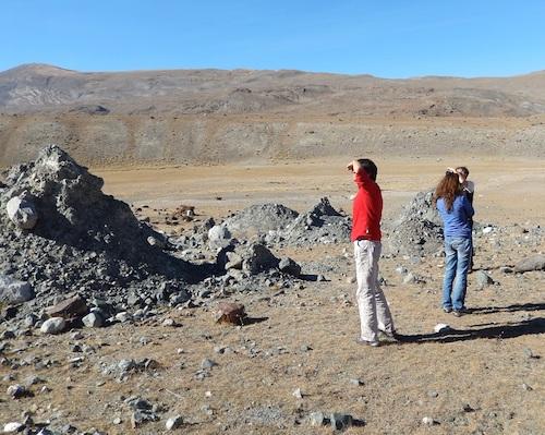 Ученые из Словении изучают карстовые объекты в Горном Алтае