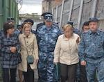 Представители общественности посетили колонию строгого режима