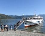 В этом году турпоток на Алтай увеличился на 25%