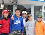 1,3 тыс. школьников прокатились по Телецкому озеру на теплоходе «Пионер Алтая» нынешним летом