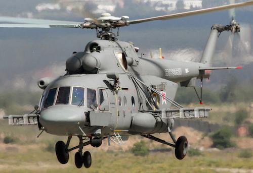 Вертолет Ми-8АМТШ. Фото: russianhelicopters.aero