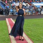 «Принцесса Алтая» Анастасия Шагаева вручала награды