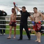 Победу одержал Алексей Ебечеков
