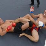 Енчинов одолел Монгуша болевым приемом на 14-й секунде
