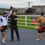 Победу одержал Рустам Алиев