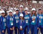 Школьники из Республики Алтай успешно выступили на всероссийском фестивале ГТО
