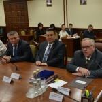 Пандито Хамбо лама Дамба Аюшеев встретился с руководителями Республики Алтай