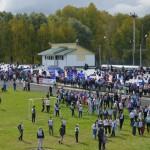 1,5 тыс. человек приняли участие в «Кроссе наций»