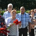 В Парке Победы воину воздали последние почести