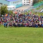 Восхождение на Тугаю, Горно-Алтайск, сентябрь 2015 года