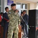 В Улагане открылся клуб «Юный десантник»