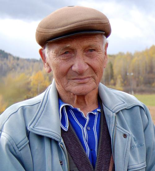 Николай Михайлович Сафронов
