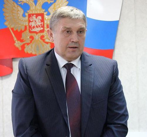 Заместитель министра природных ресурсов, экологии и имущественных отношений Республики Алтай Сергей Самсоненко