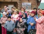 В Алтайском крае кумандинцы провели обряд плодородия