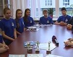 Воспитанники клуба «Вымпел» побывали на профильной смене в Краснодарском крае