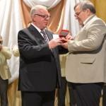 Главе Чойского района вручили орден «Тан Чолмон»