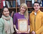 Студенты ГАГУ вновь победили на Пушкинском фестивале