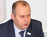 Константин Криворученко уходит с поста председателя комитета Госсобрания по экономике