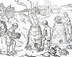 В Чуйской степи найдены памятники древней металлургии