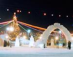 Объявлен конкурс на проект новогоднего городка в Горно-Алтайске