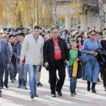 В Горно-Алтайске почтили память жертв репрессий