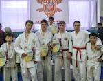 Воспитанники горно-алтайского «Олимпа» завоевали семь медалей на состязаниях по рукопашному бою