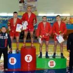 В Горно-Алтайске прошел всероссийский турнир по самбо