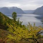 Незабываемые краски Телецкого озера в октябре