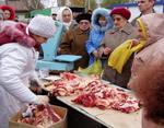 Рекордное количество мяса продали на сельхозярмарке