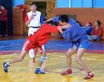 В «Юном спартаковце» состоялся турнир по самбо памяти Юрия Антарадонова