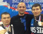 Уроженец Республики Алтай завоевал путевку на чемпионат Европы по тхэквондо