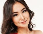 Алина Аларушкина участвует в конкурсе «Мисс Азия СПб 2015»