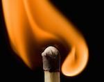 54 поджога произошло в республике с начала года