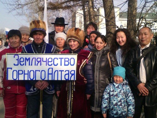 Жителей Сахалина угостили блюдами алтайской кухни