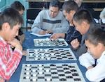 В Горно-Алтайске прошел турнир по шашкам памяти Юрия Антарадонова
