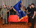 «Вымпел» получил свое знамя