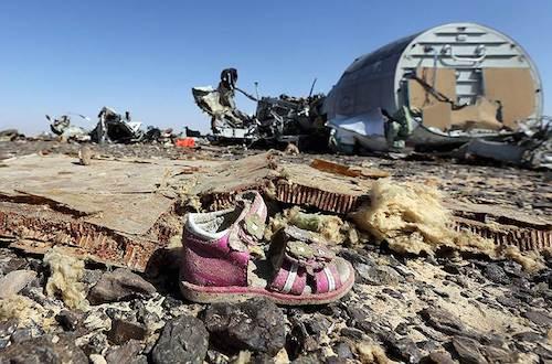 На месте катастрофы. Фото: Reuters