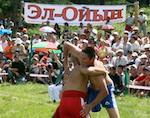 Соревнования в рамках Эл Ойына пройдут в Ело и Горно-Алтайске