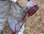 Житель Улаганского района изрубил топором напавшего на него с ножом мужчину