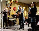 В Горно-Алтайске выступили музыканты из Дрездена