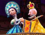 В пяти районах создадут кукольные театры