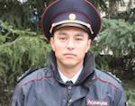 Полицейский из Республики Алтай занял второе место во всероссийском конкурсе «Народный участковый»