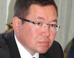 Эжер Ялбаков стал руководителем аппарата правительства