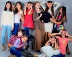 Первая «Принцесса Алтая» открыла театр моды в Горно-Алтайске