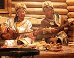 Фестиваль горлового пения «От Кай» пройдет в «Уч Энмеке»